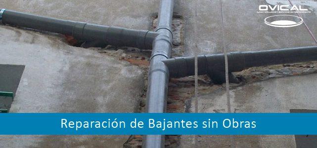 Reparación de Bajantes sin Obra – Sevilla