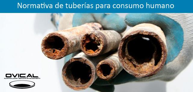 Normativa de tuberías